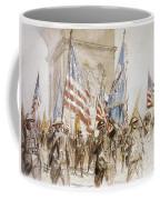 World War I: Victory Parade Coffee Mug