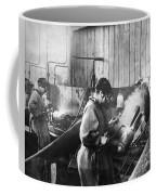 World War I: Women Workers Coffee Mug