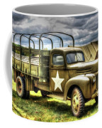 World War II Army Truck Coffee Mug
