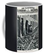 World War II: Blitz, 1940 Coffee Mug