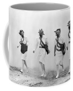 World War II: Nurses Coffee Mug by Granger