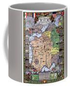 World War One Historian's Panel Coffee Mug