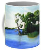 Worlds Away Off The Wye River Coffee Mug