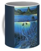 Worlds Away Ted Nasmith Coffee Mug