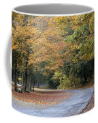 Worlds Ends State Park Road Coffee Mug