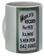 World's Record Coffee Mug