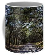 Wormsloe Avenue Coffee Mug
