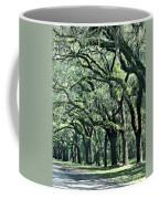 Wormsloe Georgia No. 7668 3 Of 3 Set Color Coffee Mug