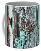 Worn Coffee Mug