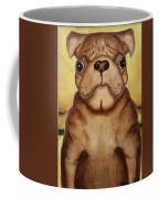 Worried Coffee Mug