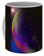 Worshiped Moon Coffee Mug