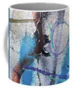 Wounded Concrete Coffee Mug