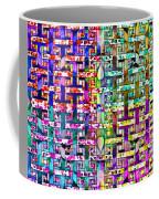 Woven Abstract Coffee Mug