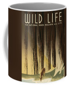 Wpa Wildlife 2 Coffee Mug