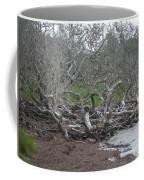 Wrack And Driftwood Coffee Mug