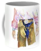 Wrangler  Coffee Mug