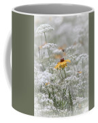 Wrapped In Queen Anne's Lace Coffee Mug