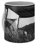 Wreak Black And White Coffee Mug