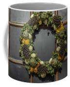 Williamsburg Wreath 21b Coffee Mug