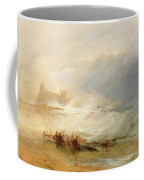 Wreckers - Coast Of Northumberland Coffee Mug