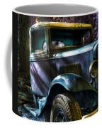 Wrecking Yard Fantasy Coffee Mug