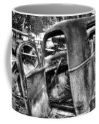 Wrecking Yard Study 11 Coffee Mug