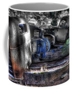 Wrecking Yard Study 12 Coffee Mug