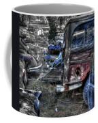 Wrecking Yard Study 13 Coffee Mug