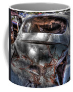 Wrecking Yard Study 2 Coffee Mug