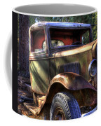 Wrecking Yard Study 24 Coffee Mug