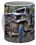 Wrecking Yard Study 3 Coffee Mug