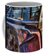 Wrecking Yard Study 6 Coffee Mug