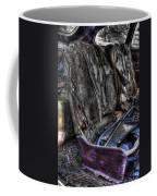 Wrecking Yard Study 7 Coffee Mug