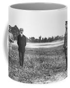 Wright Brothers, 1909 Coffee Mug