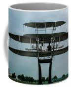 Wright Flyer Memorial Dayton Coffee Mug