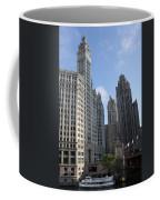 Wrigley And Tribune Tower Coffee Mug