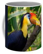 Wrinkled Hornbill Coffee Mug