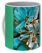 Wrinkly Petals Coffee Mug