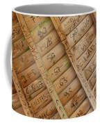 Writings On Wood Coffee Mug