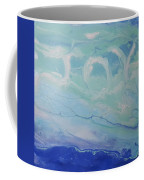Written In The Clouds Coffee Mug