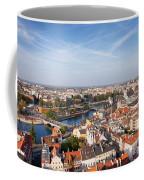 Wroclaw Cityscape In Poland Coffee Mug