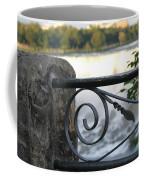 Wrought Iron At Niagara Falls Coffee Mug