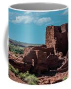 Wukoki Pueblo Ruins Wupatki National Monument Coffee Mug