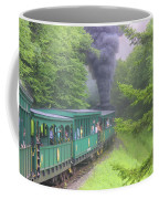 Wv Passenger Car 15 Coffee Mug
