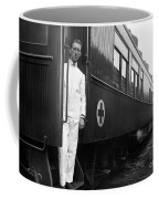 Ww I: Red Cross Railroad Coffee Mug