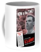 Ww2 Army Recruiting Poster Coffee Mug