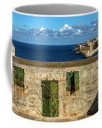 Ww2 Fortification Door Coffee Mug