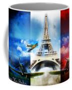 Ww2 France Coffee Mug