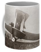 Wwi: British Bomber Coffee Mug