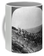 Wwi: French Attack Coffee Mug